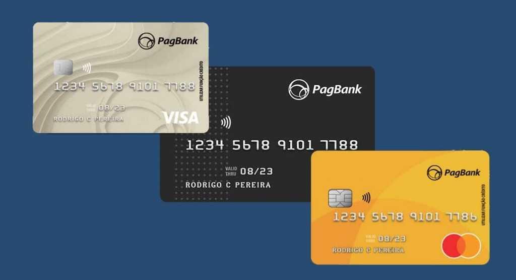 Como fazer o cartão do banco PagSeguro
