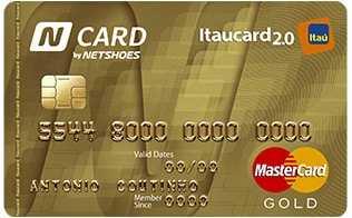N Card Gold Itaucard 2.0