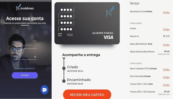 Banco ModalMais