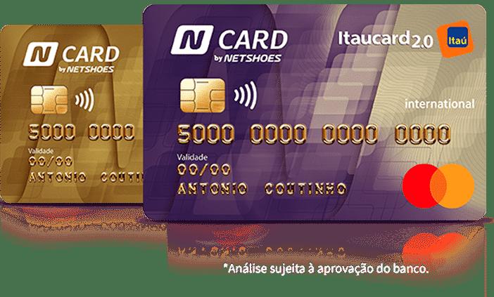Qual o limite do Cartão Itaucard Netshoes?