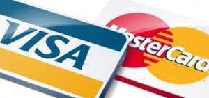 Mastercard e Visa