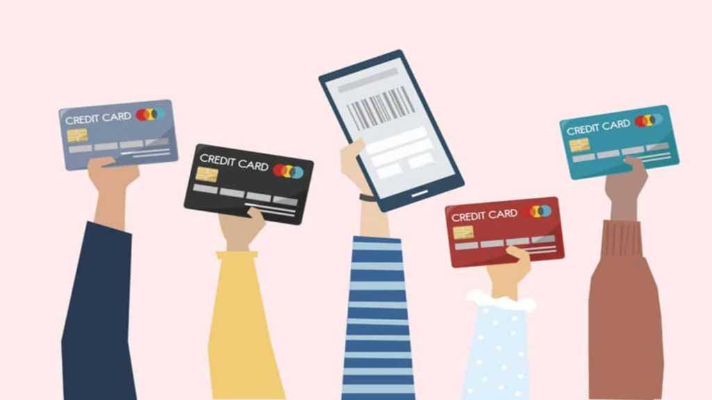 Melhore cartões de crédito fáceis de serem aprovados