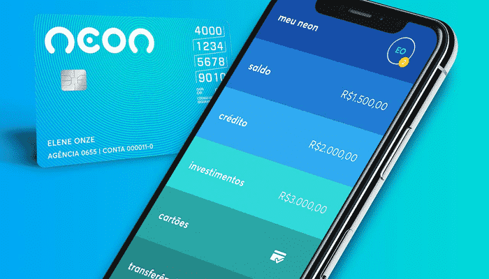 Neon Cartão de Crédito para Negativados