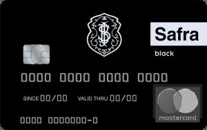 Safra Mastercard Black