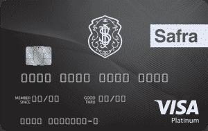 Safra Visa Platinum e Platinum Mulher