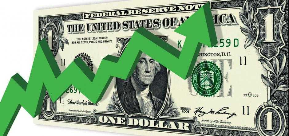 A alta do dólar