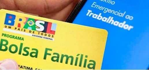 Bolsa Família recebe 5ª parcela do auxílio emergencial