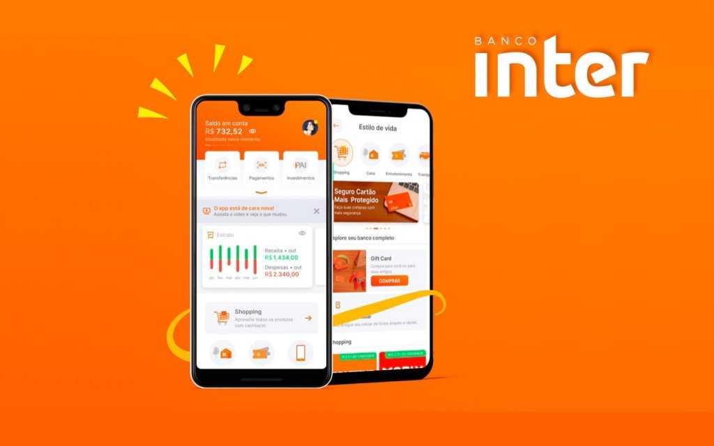 descontos do aplicativo Banco Inter