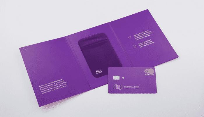 Cartão de Crédito Nubank