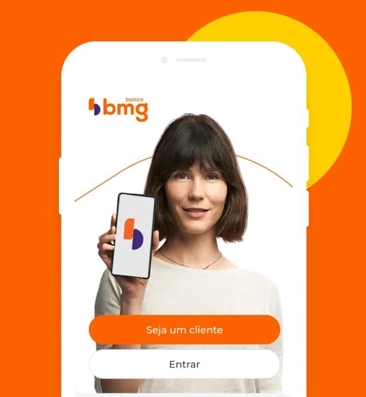 Como funciona a conta digital BMG