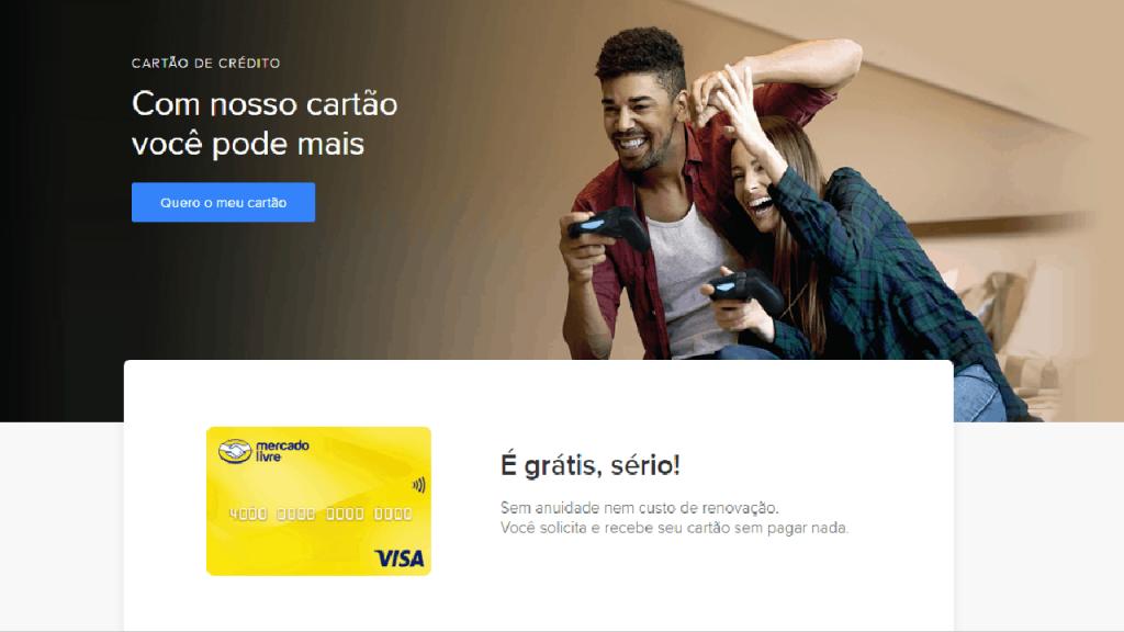 Como funciona o Cartão de crédito Mercado Livre?