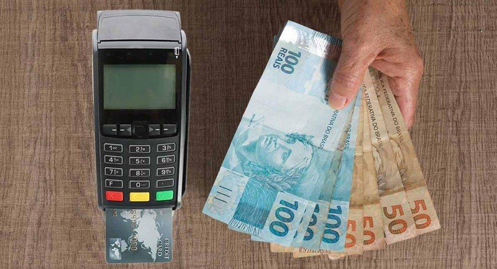 Como funciona o empréstimo via maquininha de cartão