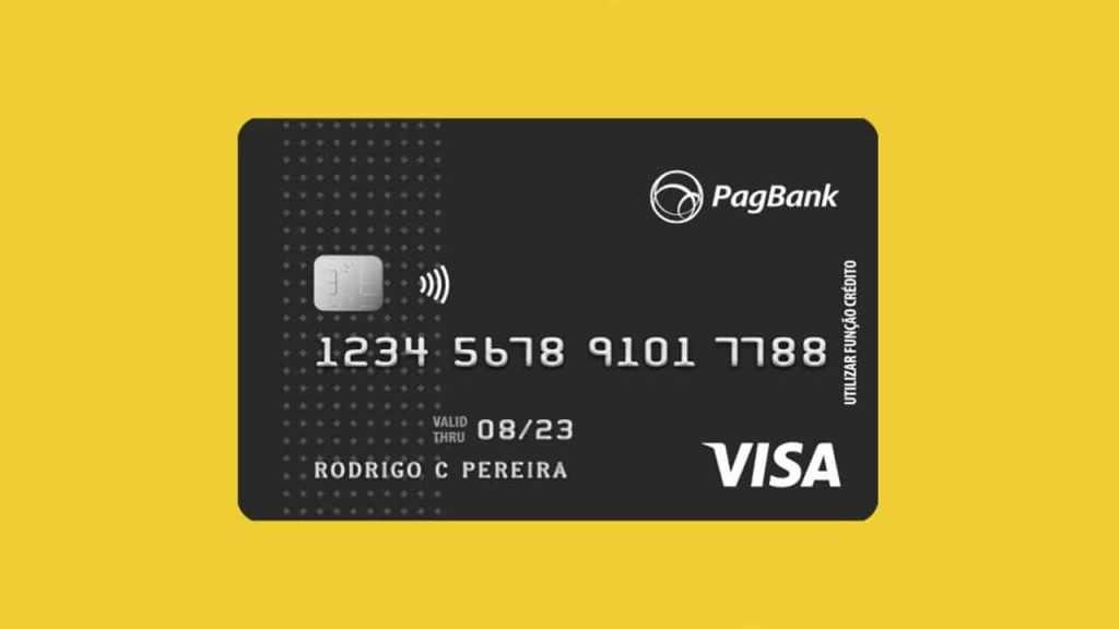 Saiba como solicitar o Cartão PagBank sem anuidade