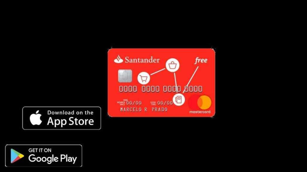 Santander Free benefícios
