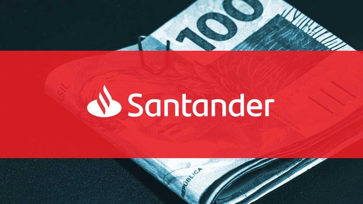 Empréstimo Olé Santander (Foto: Reprodução)