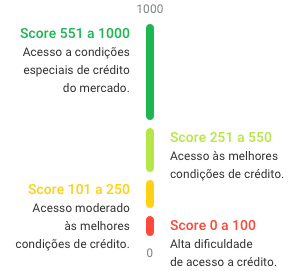 Entenda Como Aumentar Seu Score (Foto: Reprodução)