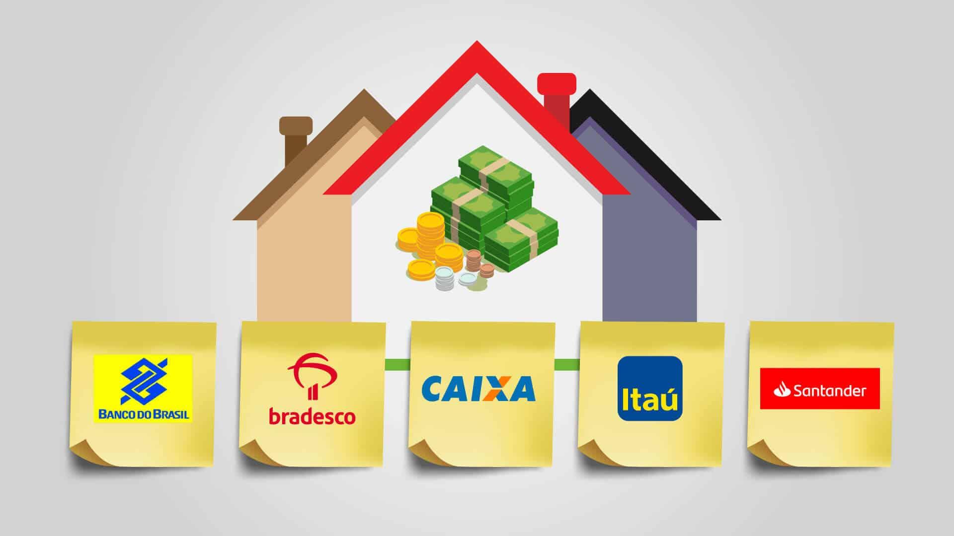 Qual Banco Escolher para Financiar um Imóvel? (Foto: Reprodução)