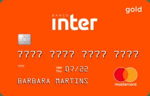 Banco Inter Mastercard Gold