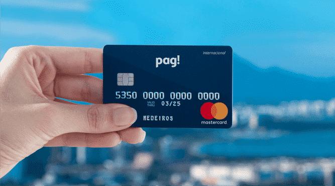 Como funciona cartão pag
