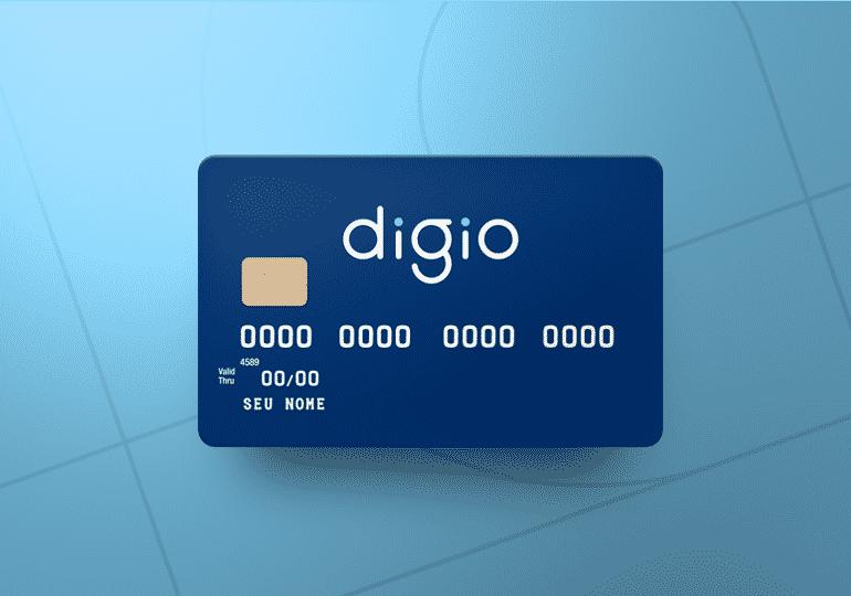 O cartão de crédito digio para negativados sem anuidade
