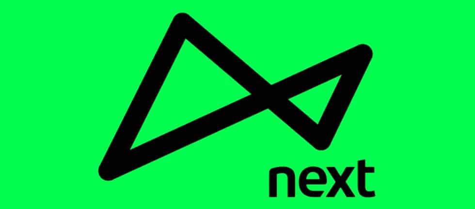 Logomarca banco Next
