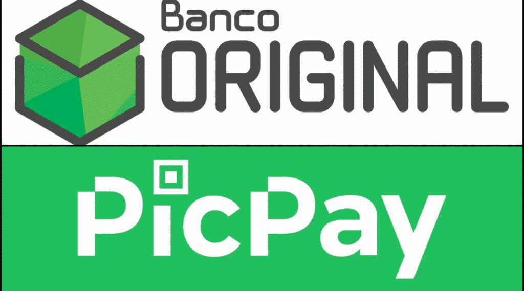 Picpay e Banco Original