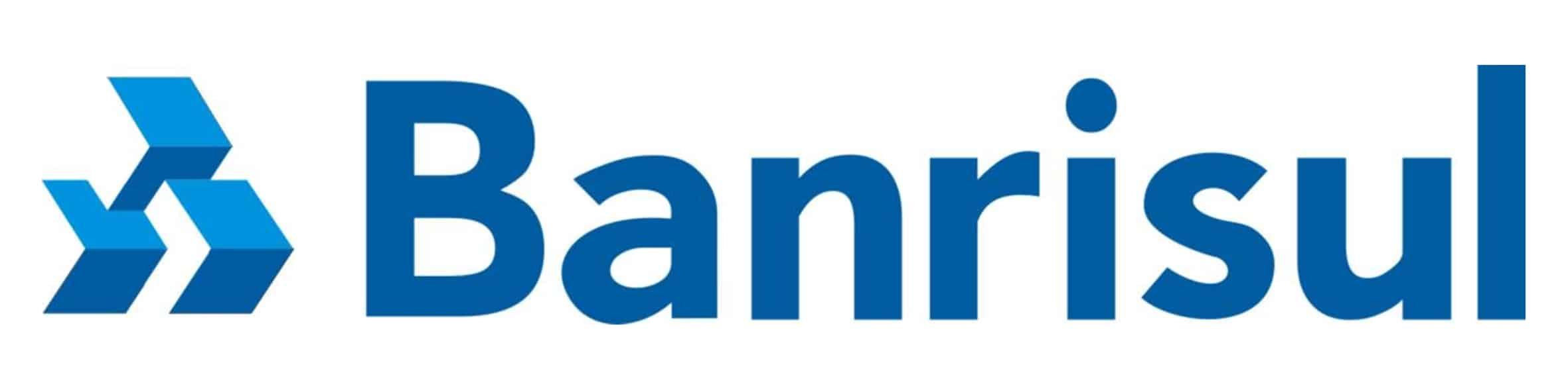 Logomarca banco Banrisul