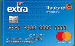 Cartão Itaú Extra