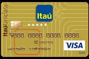 Cartão Uniclass Gold
