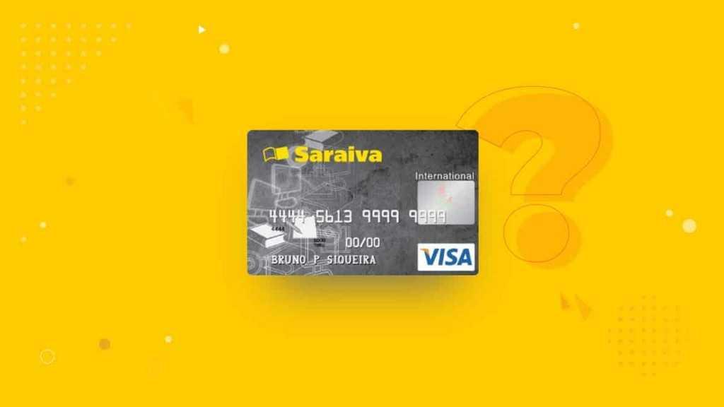 Cartão Saraiva anuidade zero