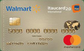 Walmart Itaucard
