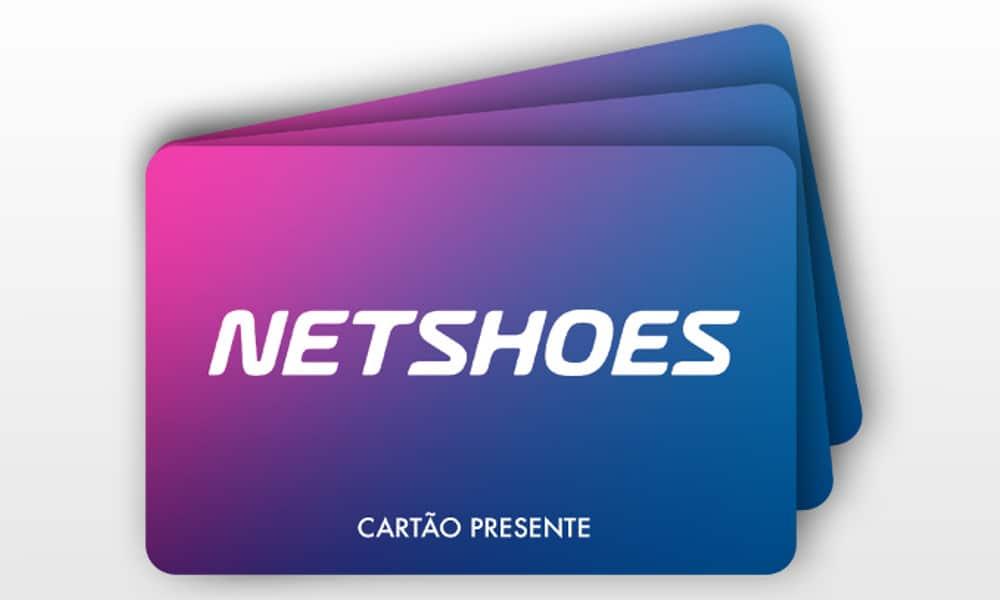 Cartão presente Netshoes virtual