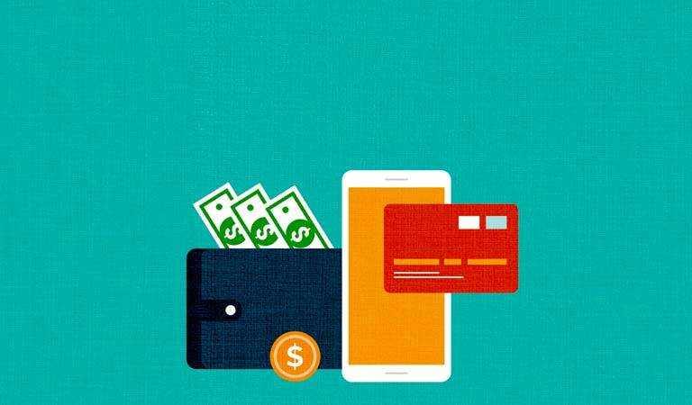 aplicativos para pagar cartão