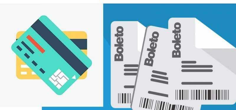 Como pagar boletos com cartao de credito