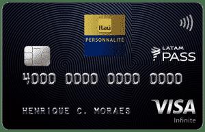 Personnalité Latam Pass Visa Infinite