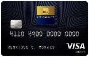 Personnalité Visa Infinite