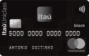 Uniclass Mastercard Black