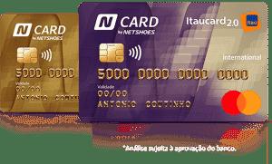 O cartão Netshoes é bom