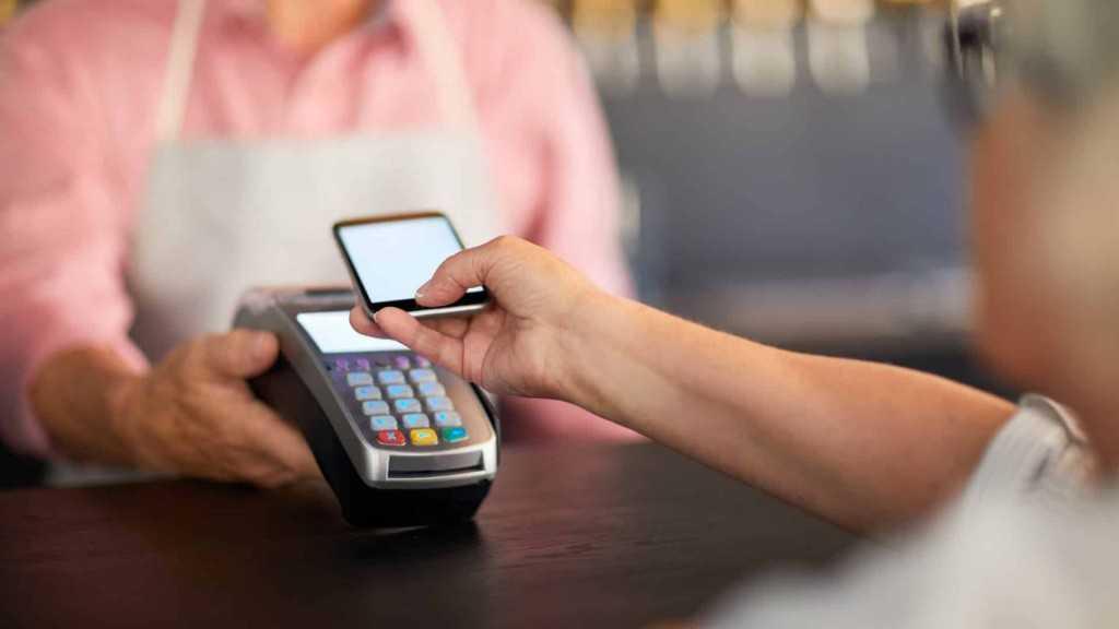 Pagar por aproximação com celular