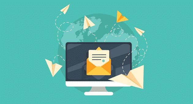 Trabalhe com criação de e-mail marketing