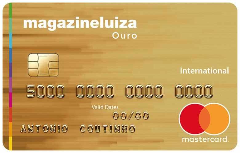 cartão de crédito aprovado Magalu
