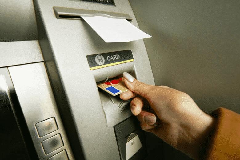 Saques com cartão de crédito, NEM PENSAR!