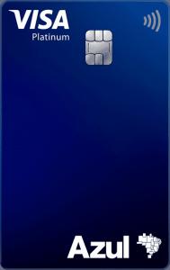 Azul Itaucard Platinum