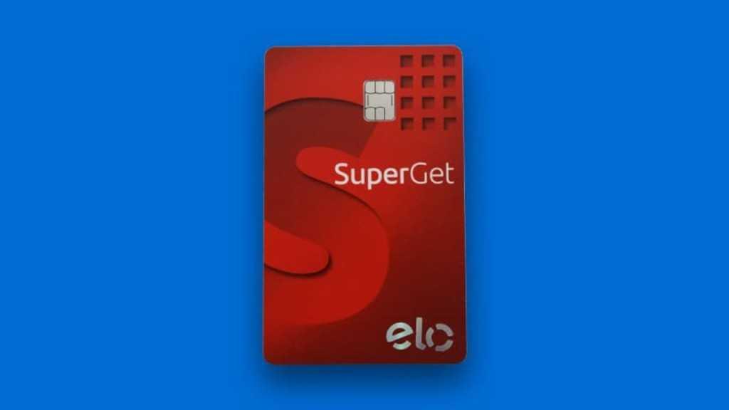 Características gerais do cartão SuperGet