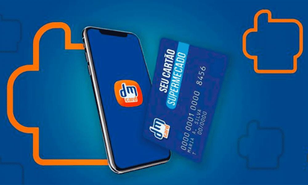 Cartão DM card é bom?