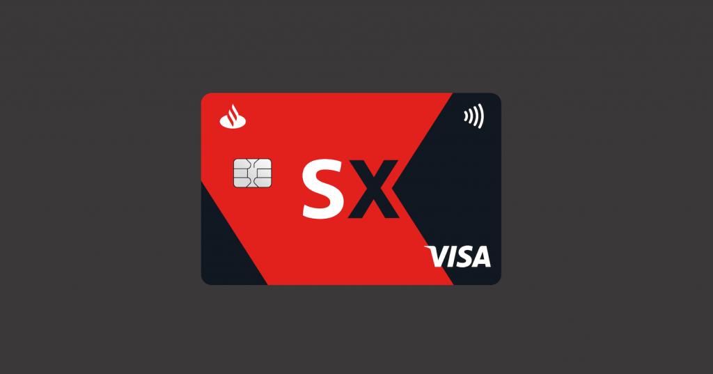 Cartão Santander SX Visa Gold, o que é?