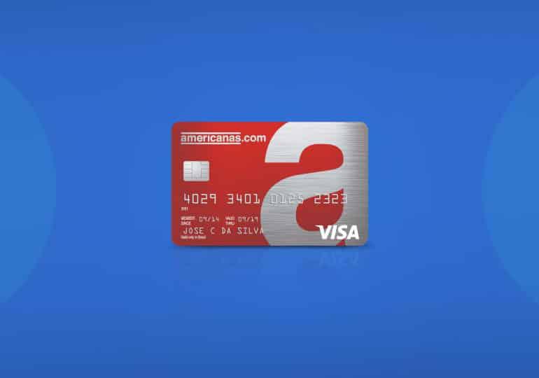 Como funciona o cartão de crédito Americanas?