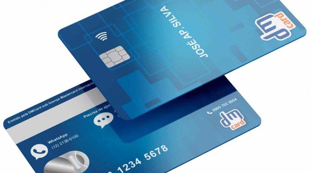 Conheça o cartão de crédito DM Card anuidade