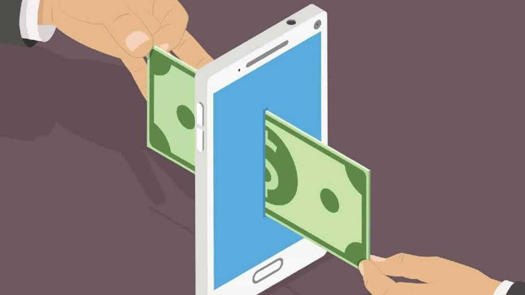 Pagamentos celular