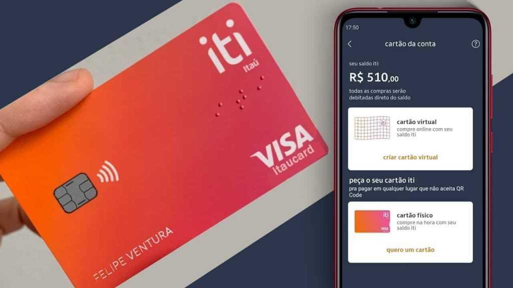 Como funciona o cartão Iti?
